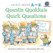 Quentin Quokka's quick questions cover image