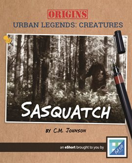 Cover image for Sasquatch