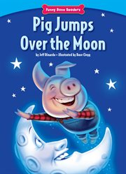 Pig jumps over the moon cover image
