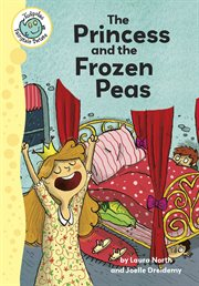 The princess and the frozen peas cover image
