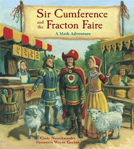 Cover image for Sir Cumference And The Fracton Faire
