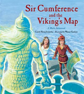 Cover image for Sir Cumference And The Viking's Map