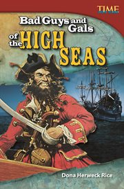 Bad guys and gals of the high seas cover image