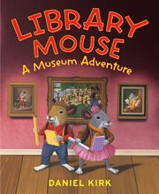 A museum adventure cover image