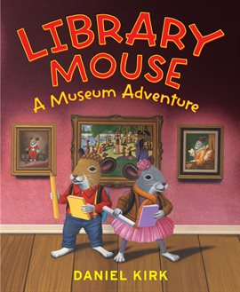 A Museum Adventure 2, book cover