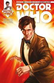 Doctor Who. Issue 3, The eleventh doctor cover image
