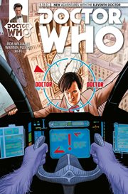 The eleventh doctor. Issue 7, The eternal dogfight cover image