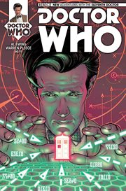The eleventh doctor. Issue 8, The infinite astronaut cover image