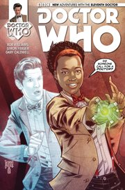 The eleventh doctor. Issue 10, The other doctor cover image