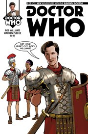 The eleventh doctor. Issue 13, The eternal dogfight cover image