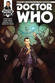 Doctor Who, the ninth doctor. Issue 3 cover image
