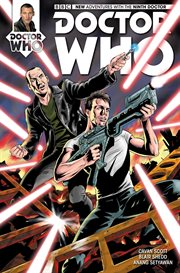 Doctor Who, the ninth doctor. Issue 4 cover image