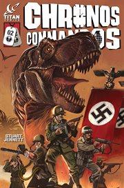 Chronos commandos. Issue 2 of 5, Dawn patrol cover image