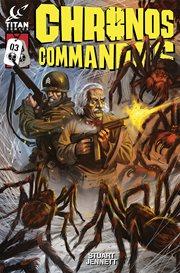 Chronos commandos. Issue 3 of 5, Dawn patrol cover image