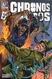 Chronos commandos. Issue 5 of 5, Dawn patrol cover image