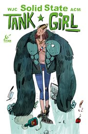 Solid state Tank Girl. Issue 1] cover image