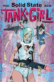 Tank Girl. Issue 2 cover image