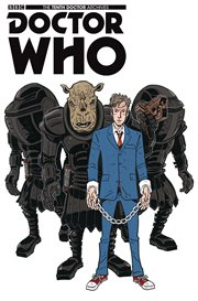 Doctor who. Issue 21, Fugitive cover image
