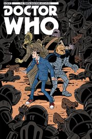 Doctor who. Issue 23, Fugitive cover image