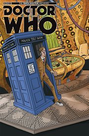 Doctor Who. Issue 25, Tesseract cover image