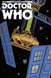 Doctor Who. Issue 26, Tesseract cover image