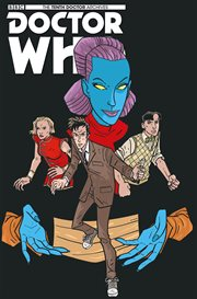 Doctor Who. Issue 29, Don't step on the grass cover image