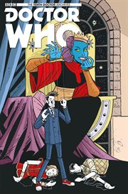 Doctor Who. Issue 32, Final sacrifice cover image