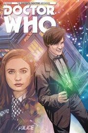 Doctor Who, the eleventh doctor archives. Issue 1, Spam filtered cover image