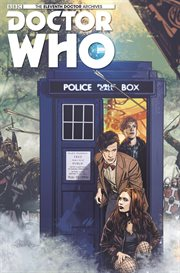 Doctor Who. Issue 5. They think it's over cover image