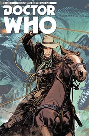 Doctor Who. Issue 6, When worlds collide cover image