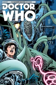 Doctor Who, the eleventh doctor archives. Issue 9, Space squid cover image