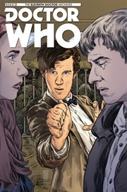 Doctor Who. Issue 10, Body snatched cover image