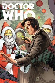 Doctor Who. Issue 12. Silent knight cover image