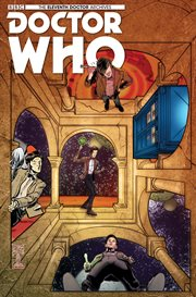 Doctor Who. Issue 13, The Eleventh Doctor Archives cover image