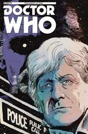 Doctor Who : the third doctor. Issue 3. Prisoners of time cover image
