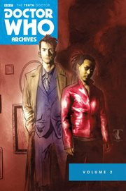 Doctor Who archives : the tenth doctor. Issue 13-24 cover image