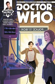 Doctor who: the eleventh doctor: the one part 2. Issue 2.7 cover image