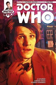 Doctor who: the eleventh doctor: running to stay still. Issue 2.9 cover image