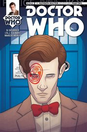 Doctor who: the eleventh doctor: the organ grinder. Issue 2.11 cover image