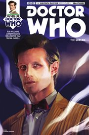 Doctor who: the eleventh doctor: the scream. Issue 3.2 cover image
