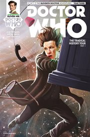 Doctor who: the eleventh doctor: the tragical history tour part 1. Issue 3.3 cover image