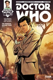 Doctor who: the eleventh doctor: the tragical history tour part 2. Issue 3.4 cover image