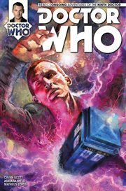 Doctor Who, the ninth doctor. Issue 2, Doctormania cover image
