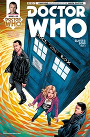 Doctor who: the ninth doctor: slaver's song part 2. Issue 10 cover image