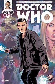 Doctor who: the ninth doctor: secret agent man. Issue 2.13 cover image
