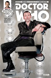 Doctor who: the ninth doctor: the bidding war: part 1. Issue 14 cover image