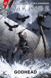 Vikings: godhead. Issue 2 cover image