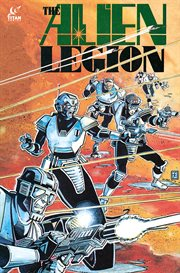 Alien legion: last gamble/ last chance. Issue 3 cover image