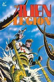 Alien legion. Issue 4 cover image