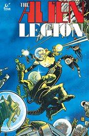 Alien legion: operation nerve center. Issue 6 cover image